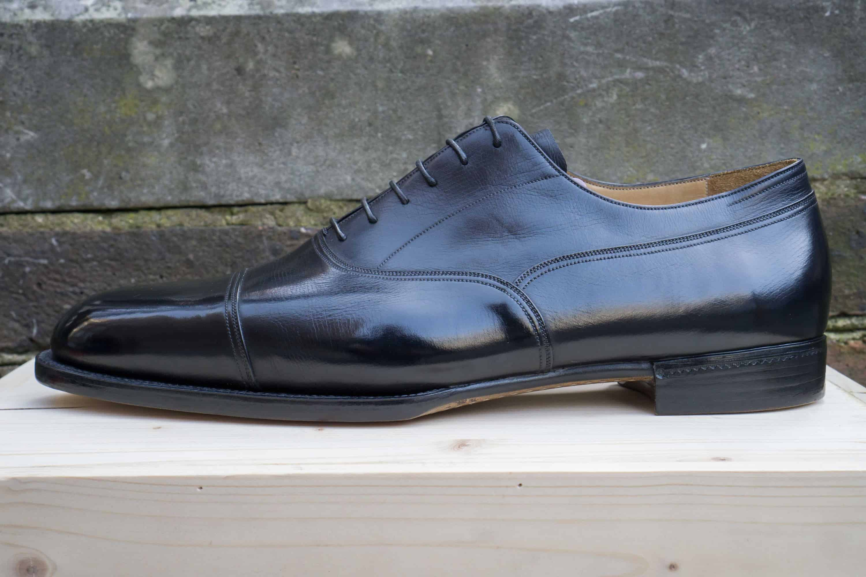 World Championships in Shoemaking The Competition's Shoe Entries Part 1
