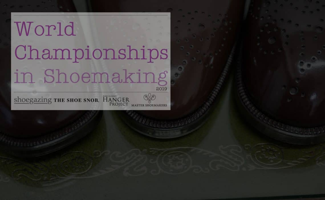 eb097ac88 We are happy to announce the second edition of the World Championships in  Shoemaking
