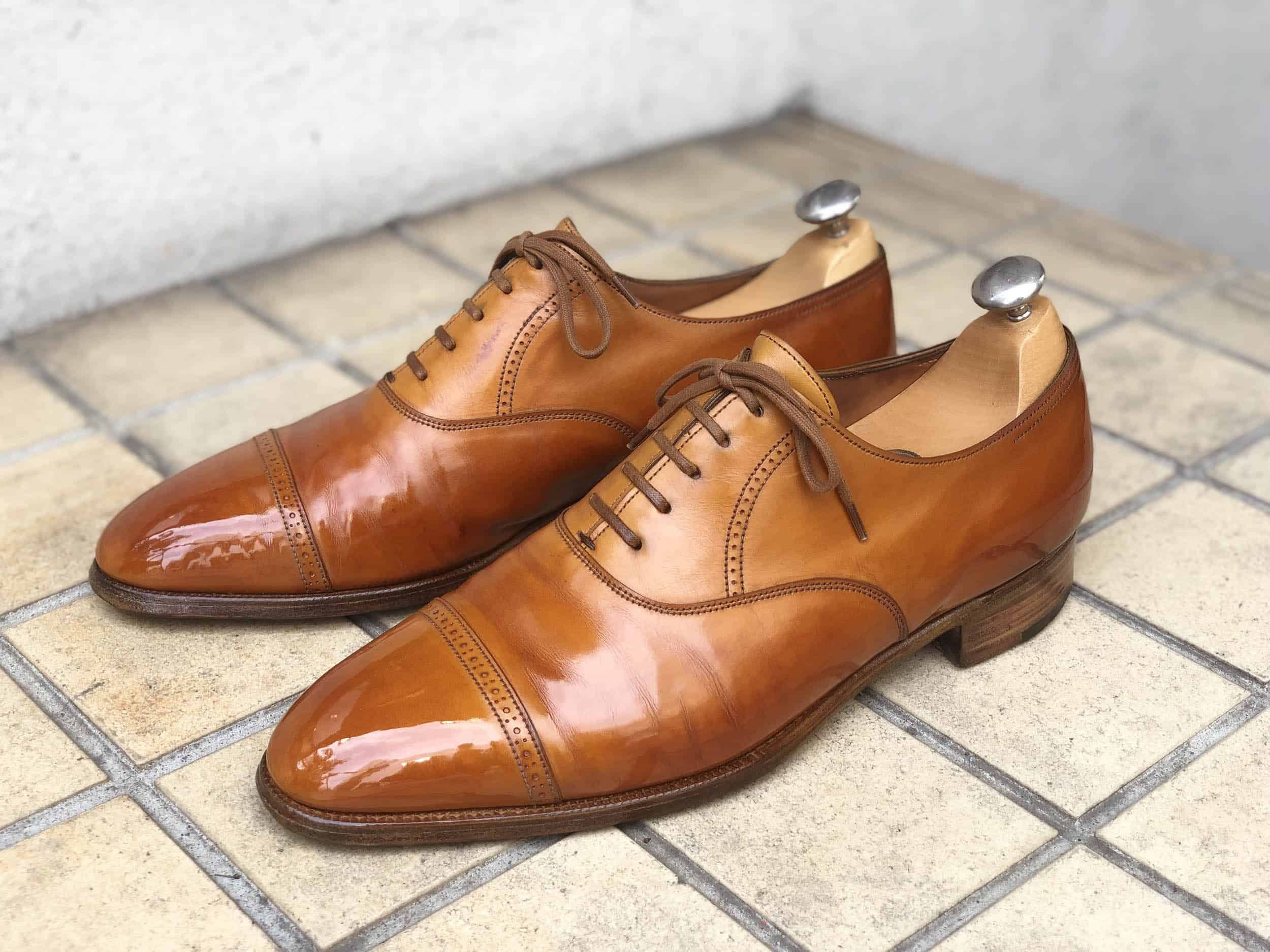 World Championships in Shoe Shining and Patina Finalists - London Super Trunk Show 2019